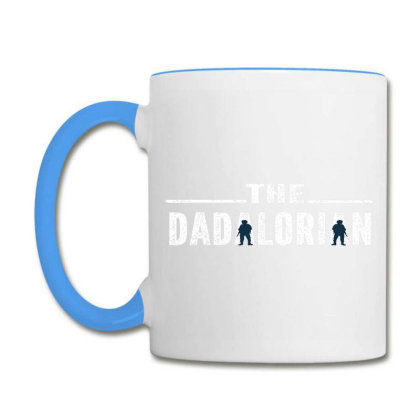 The Da.da.lo.ri.an Funny Gift Daddy, Powerful Dad Father's Day T Shirt Coffee Mug Designed By Cuser0105