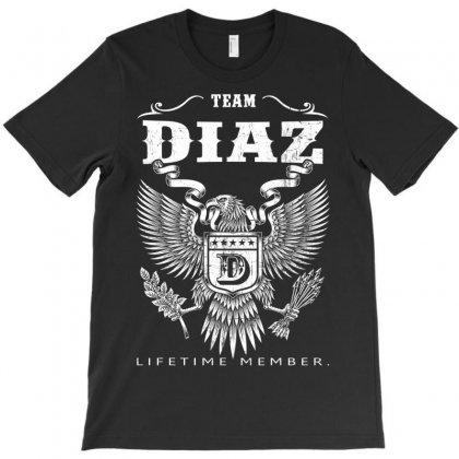 Diaz Lifetime Member T-shirt Designed By Davidph