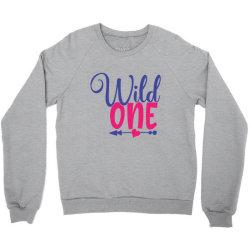 wild one Crewneck Sweatshirt   Artistshot