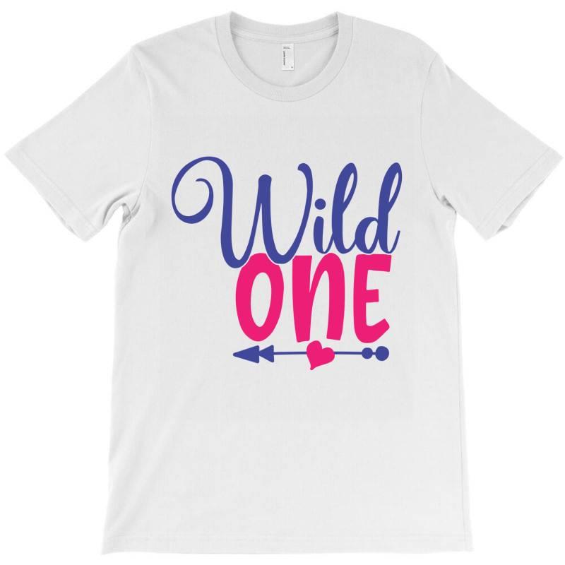 Wild One T-shirt   Artistshot