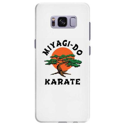 Miyagi Dojo Samsung Galaxy S8 Plus Case Designed By Oktaviany