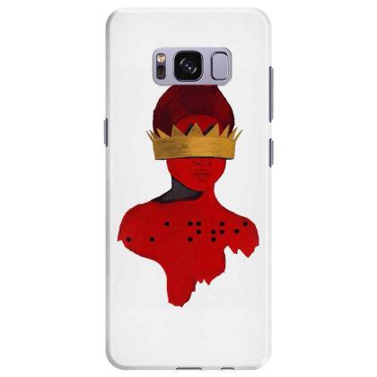 Rihanna High Pop Samsung Galaxy S8 Plus Case Designed By Oktaviany