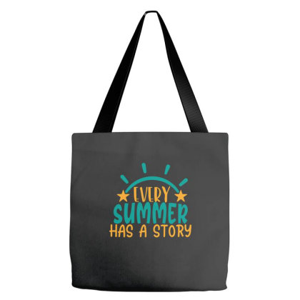 Every Summer Has A Story Story Tote Bags Designed By Gnuh79