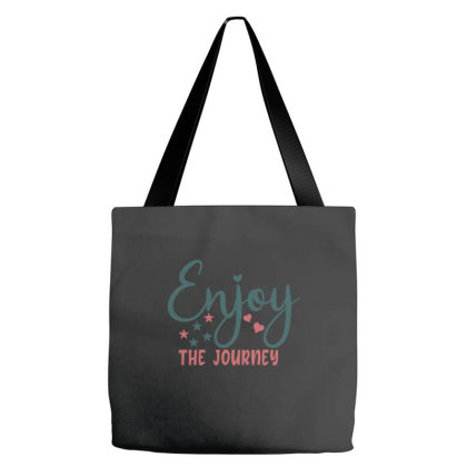 Enjoy The Journey Tote Bags Designed By Gnuh79
