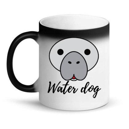 Manatee Water Dog Magic Mug Designed By Joe Art