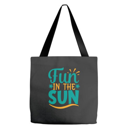 Fun In The Sun Tote Bags Designed By Gnuh79