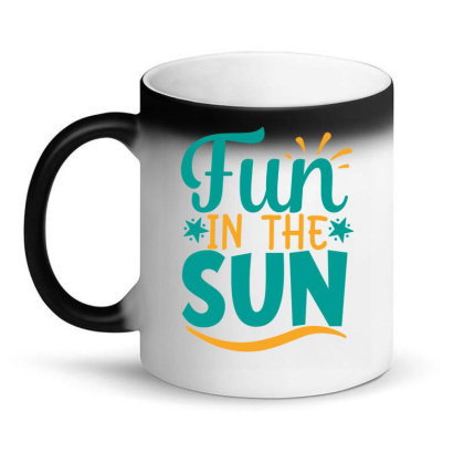Fun In The Sun Magic Mug Designed By Gnuh79