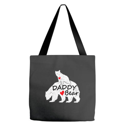 Daddy Bear Tote Bags Designed By Romeo And Juliet