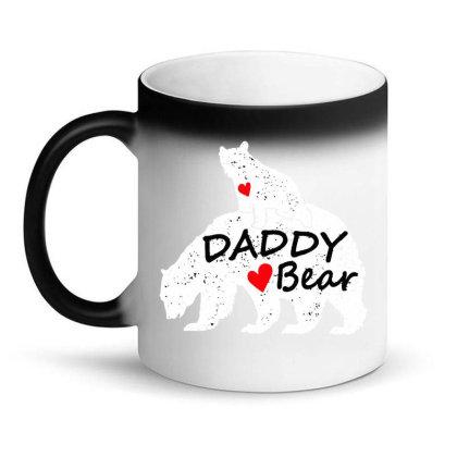 Daddy Bear Magic Mug Designed By Romeo And Juliet