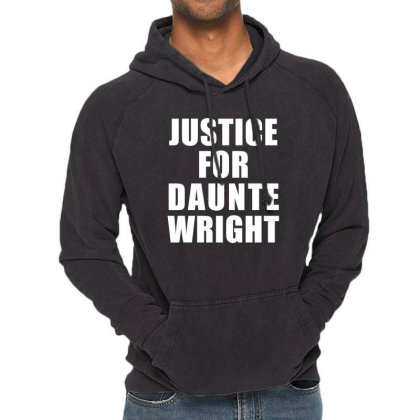 Justice For Daunte Wright Vintage Hoodie Designed By Citron