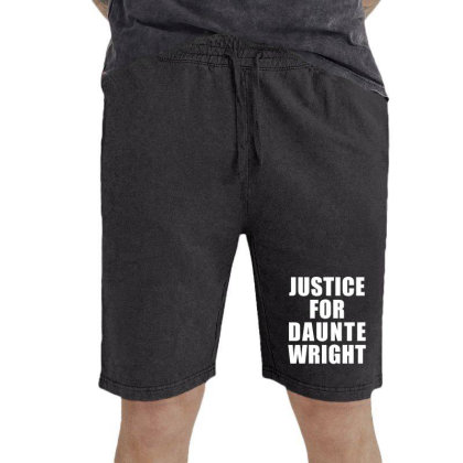 Justice For Daunte Wright Vintage Short Designed By Citron