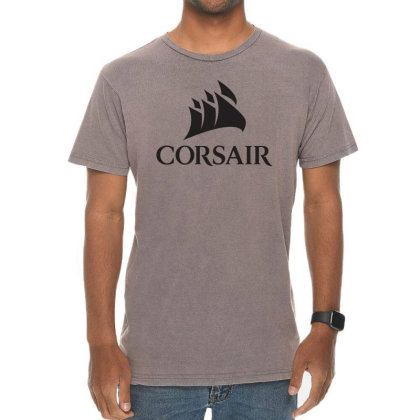 Corsair Vintage T-shirt Designed By Coşkun