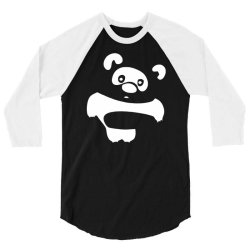 funny vinny pooh 3/4 Sleeve Shirt | Artistshot