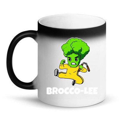 Lustiges Kung Fu Karate Broccoli Magic Mug Designed By Suettan