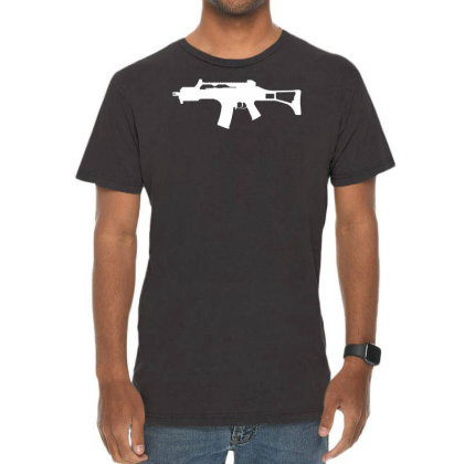 G36c Vintage T-shirt Designed By Wanzinx