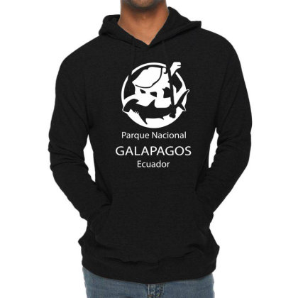 Galapagos Islands Lightweight Hoodie Designed By Wanzinx