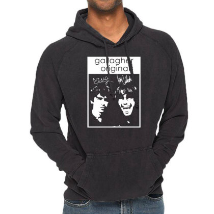 Gallagher Brothers Vintage Hoodie Designed By Wanzinx