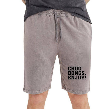 Chug Bongs Vintage Short Designed By Citron