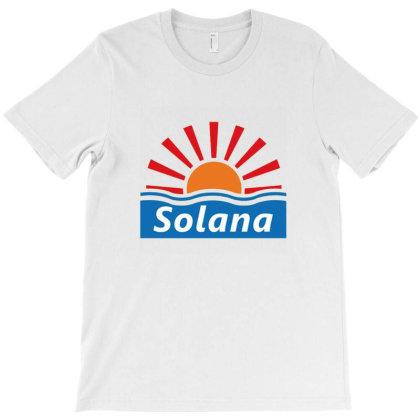 Solana Hotel T-shirt Designed By Stevenz