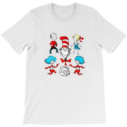 Dr Courage T-shirt Designed By Stevenz