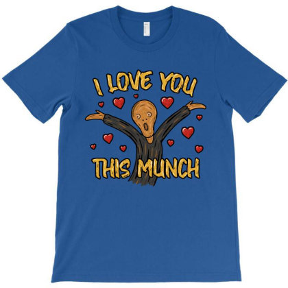 This Munch! T-shirt Designed By Raffiti