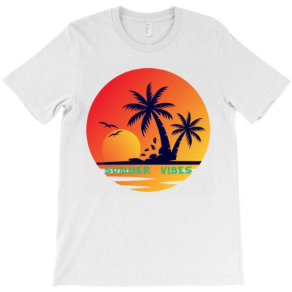 Summer Vibes T-shirt Designed By Ivana-marko