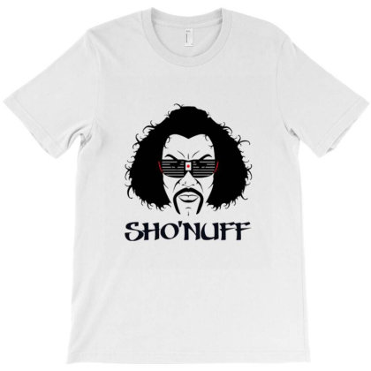 The Sho Nuff! T-shirt Designed By Dara Boutique