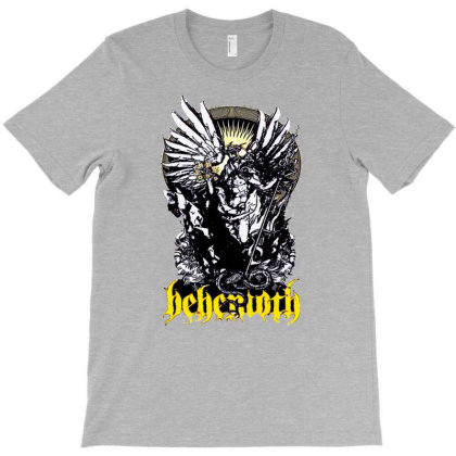 Behemoth Band T-shirt Designed By Vonicor