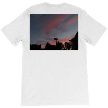 South Carolina Sunset T-shirt Designed By Mrssmile