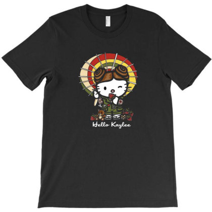 Hello Kaylee T-shirt Designed By Michaels