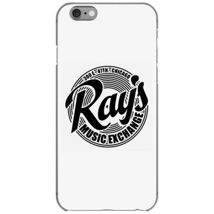 Ray's Music Exchange Iphone 6/6s Case Designed By Adi Rahmatun