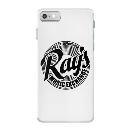 Ray's Music Exchange Iphone 7 Case Designed By Adi Rahmatun