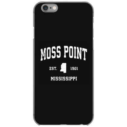 Moss Point Mississippi Iphone 6/6s Case Designed By Kevin Design