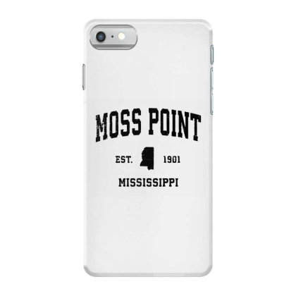 Moss Point Mississippi Iphone 7 Case Designed By Kevin Design