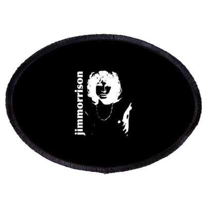 The Doors Oval Patch Designed By Adi Rahmatun