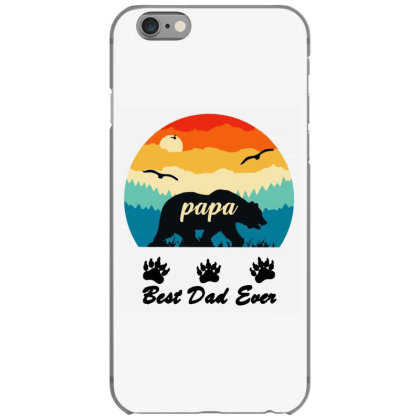Uomo The Best Dad Ever Iphone 6/6s Case Designed By Joe Art