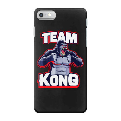 Team Kong Iphone 7 Case Designed By Joe Art