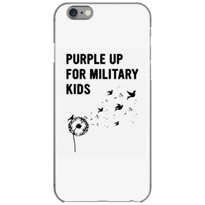 Month Of The Military Child Iphone 6/6s Case Designed By Kevin Design