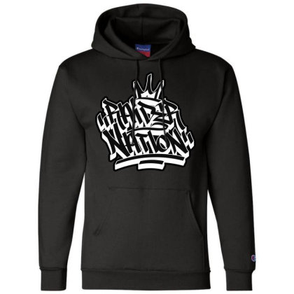 Raider Nation Champion Hoodie Designed By Tiococacola