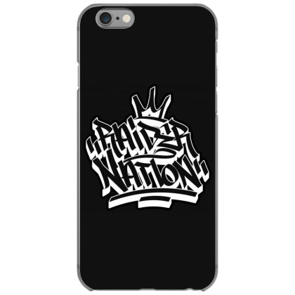 Raider Nation Iphone 6/6s Case Designed By Tiococacola