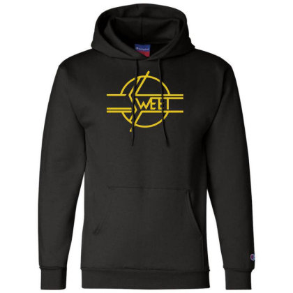New The Sweet Band Glam 70's Classic Rock Band Champion Hoodie Designed By Wanzinx
