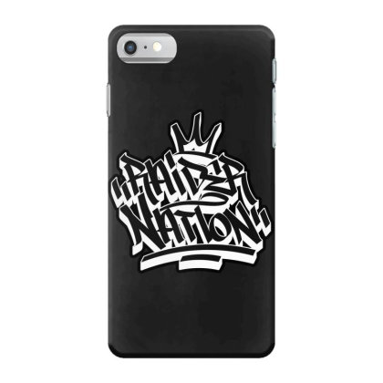 Raider Nation Iphone 7 Case Designed By Tiococacola
