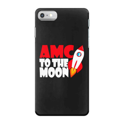 Amc To The Moon Iphone 7 Case Designed By Brave Tees