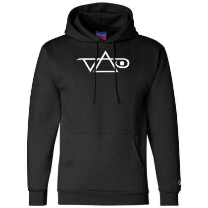 New Steve Vai Logo Champion Hoodie Designed By Wanzinx