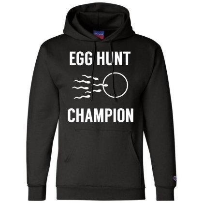 Egg Hunt Champion Hoodie Designed By Kevin Design