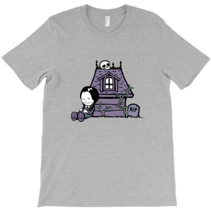 Homicidal Dreams T-shirt Designed By Paparens