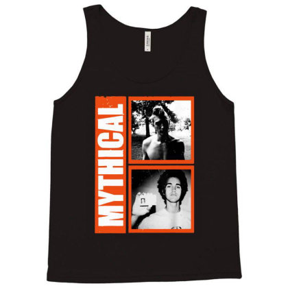Bold Hair Tank Top Designed By Kevin Design