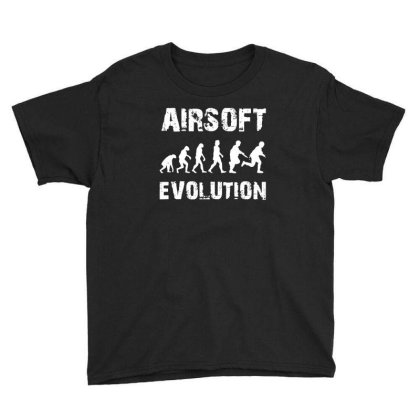 Airsoft Softair Youth Tee Designed By Kevin Design
