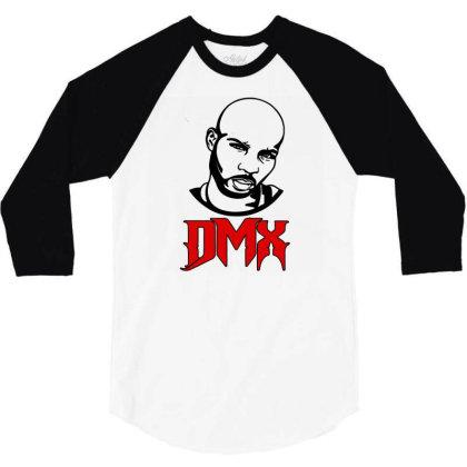 New Dmx 3/4 Sleeve Shirt Designed By Elasting