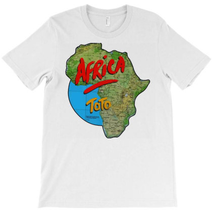 Toto Africa T-shirt Designed By Hatta1976